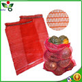 wholesale nylon drawstring mesh bag packing potato onions