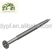 Hot Dipped Galvanized no dig Solar Ground Screw Piles for solar mounting system