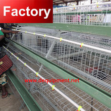Factory price cheap multi-tier h type chicken cage for sale for bangladesh