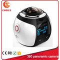 WIFI Bluetooth Waterproof Multi-function 360 Action Degree Panoramic Sport Camera Video For All Kind Sports
