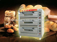 Hotel Gas Oven For Pastry, Kitchen Equipment OEM