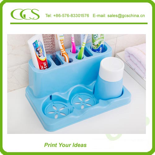 multipuropose travel toothbrush holder with suction cups diy toothbrush holder manufactory