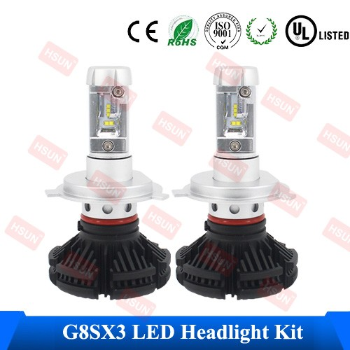 Automobiles motorcycles 9005 hb3 led headlight car head light h8 h9 h7 h4 9006 auto led
