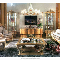AAS8101 Luxury Rococo Design Furniture Hand