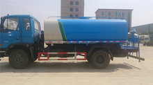 2016 new lower priceDongfeng 153 4x2 15000L washing tank truck for sale in China ,manufacture