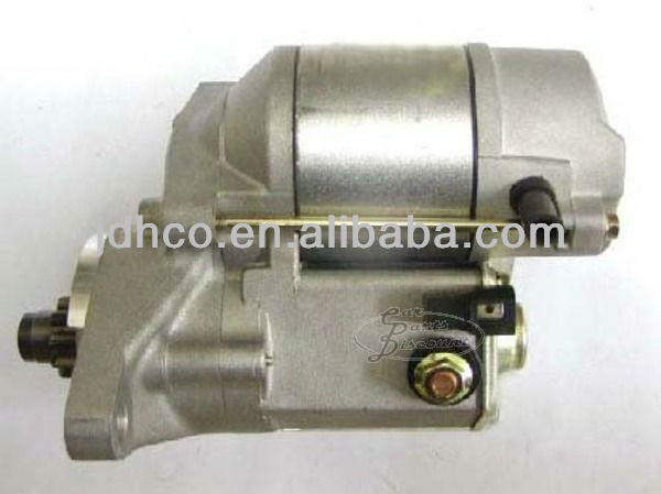 Replaces Denso 128000-162 starter motor auto part 0.8kW/12 Volt