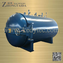 Autoclave Drying Chamber For Wood
