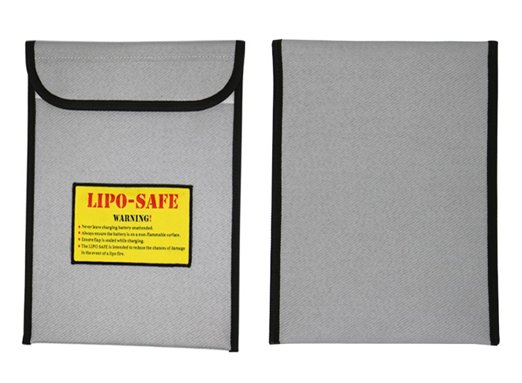 2017 best family gift free sample document storage fireproof bag
