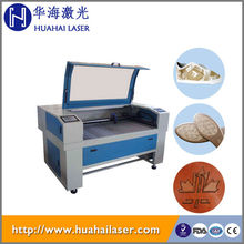 Leather/Wood/Acrylic/Rubber/Fabric/Stone Laser cutting and engraving machine price co2 laser engraving machine for non metal