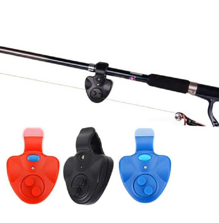 Carp fishing alarm bite fish finder clip on fishing rod for Bite alert fishing pole