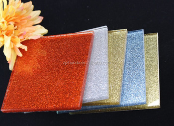 glitter beer glass placemats coaster glass coaster