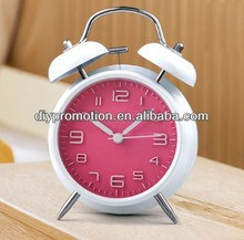 Wholesale fashion creative electronic quartz table alarm clock for promotion gifts