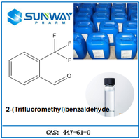 High Quality pharmaceutical Intermediates 2-(Trifluoromethyl)benzaldehyde 447-61-0
