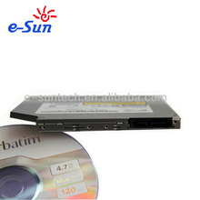 E-sun UJ232 Ultra Slim 9.5mm laptop Internal SATA Blu-ray RE-Writer Burner dvd combo drive