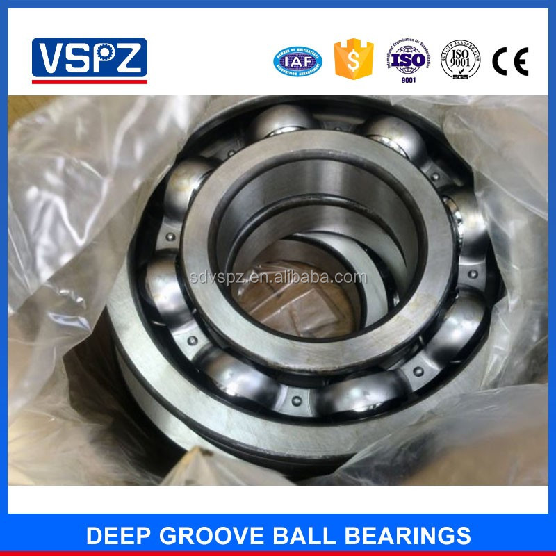 Low price 6202 ceiling fan bearing deep groove ball bearing 6202 rs/zz 15*35*11 for textile industries