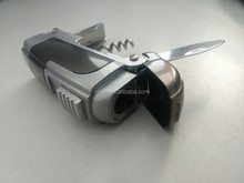 Bottle Opener/knife/Wine Opener Multi-tool pipe Lighter