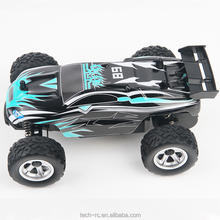 RC Car 1/24 Large Scale 15km/h Radio Controlled Electric Vehicle 2WD Off-road for Kids