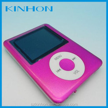 Mini 3th MP4 Player With FM Radio Video and TF Card Slot