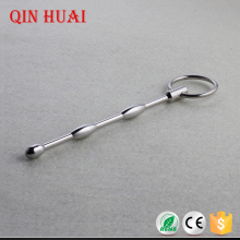 male masturbation urethral plug, sex product penis insert toys