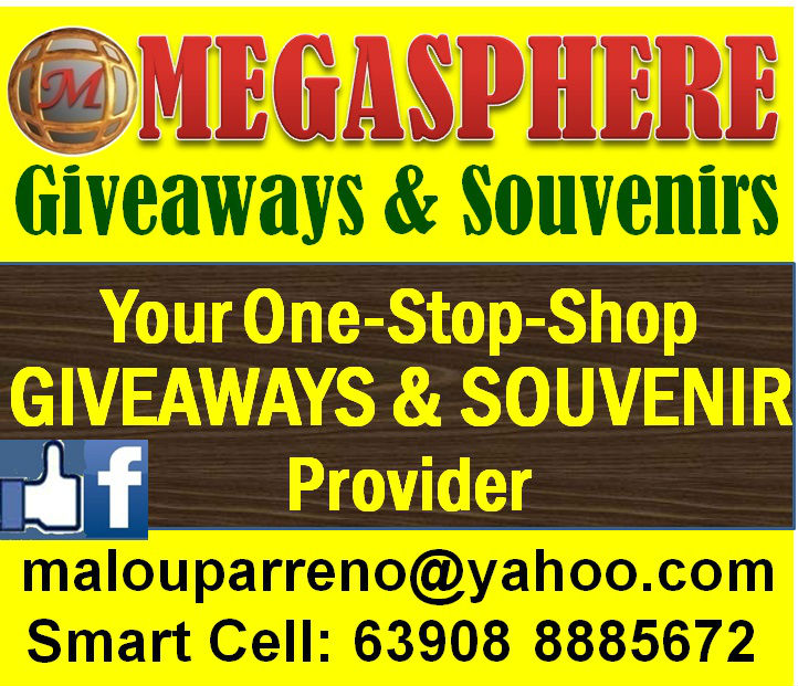 Giveaways and Souvenir Items All Kinds - Megasphere