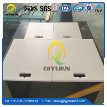 High quality uhmwpe sheet light diffuser plastic board hdpe cutting board