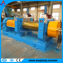 XK-550 Two Rolls Open Mixing Mill/Rubber Mixing Mill/Rubber Milling Machine