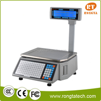 30kg electronic retail scale, one year warranty