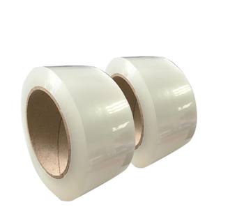 Hot selling clear packaging tape with printed logo