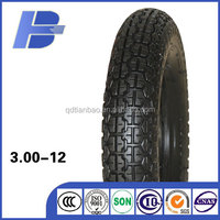 Hot sale motorbike tyre /3.00-12 motorcycle tyre / china tire