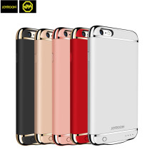 joyroom 3500mAh Rechargeable External Power Bank Charger Pack Backup Battery Case Cover powerbank case for iphone 6