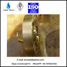 oil and gas industry ansi astm cl150 cs weld neck pipe flange