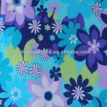 semidull printed single jersey lingerie fabric