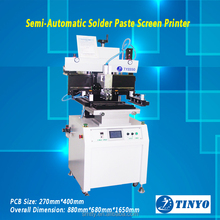 SMT LED production line stencil printer ,smt solder paste printer, smt stencil printers