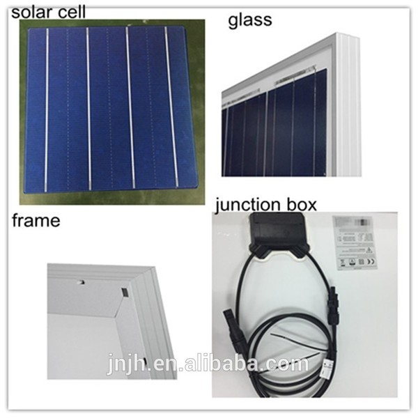 A grade poly solar panel 300w 305w 310w 320w high efficiency panel solar