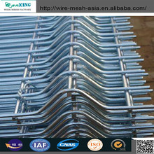 Black Welded Wire Mesh Panel/Professional Factory Supply PVC Coated Welded Mesh Fence Panel/grid wire mesh sheet