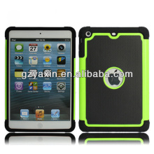 New design popular hybrid cover for ipad mini