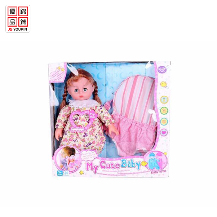 plastic mini craft baby dolls