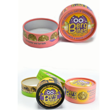 custom luxury recycle printed food tube packaging wholeasale from China