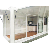 Factory custom popular design and style Artistic container house for warehouse
