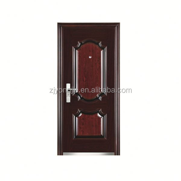 China alibaba swing steel door frame