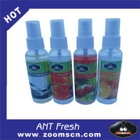 Auto Room Linen Body Perfume Air Freshener Spray 4.5oz Your Choice of Scent K- S