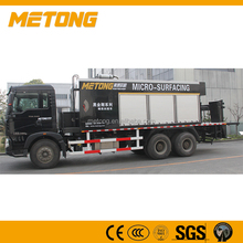 Asphalt slurry seal machine, Slurry seal machine company METONG
