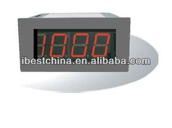 Frequency Meter,Tacho Meter, Compact Size Small Frequency Meter, Frequency Counter, Small Tacho Meter (IBEST)