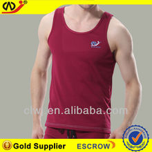 embroidered mens vests & waistcoats oem sportswear