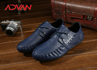 MOQ30 Flat Casual Shoes Male Good Design Lace-up Man Driving Shoes Tom Shoes for Man