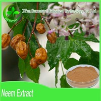 100% natural organic powder form neem extract neem oil