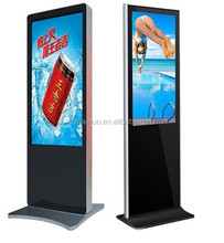 "Custom Kiosk Totem, 42"" 46"" 55"" Inch Floor Standing Android Wireless Wifi floor standing lcd digital signage"