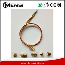 ESTH-012 900mm with five nuts gas parts thermocouple gas valve for gas
