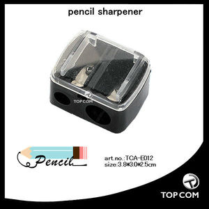novelty pencil sharpeners/metal pencil sharpener( blade)