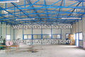 Galvanized steel structure workshop & wearhouse